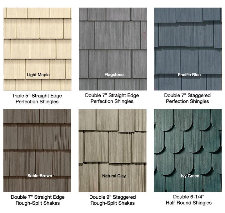 Yost Home Improvements Cedar Impressions Siding